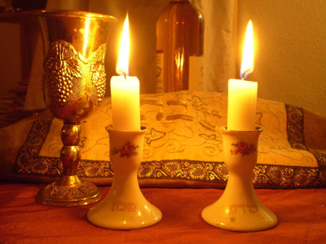 Shabbat Candles